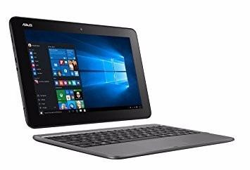 laptop asus 2-in-1 t101ha-gr029t 10.1' atom x5-z8350 4gb 64g