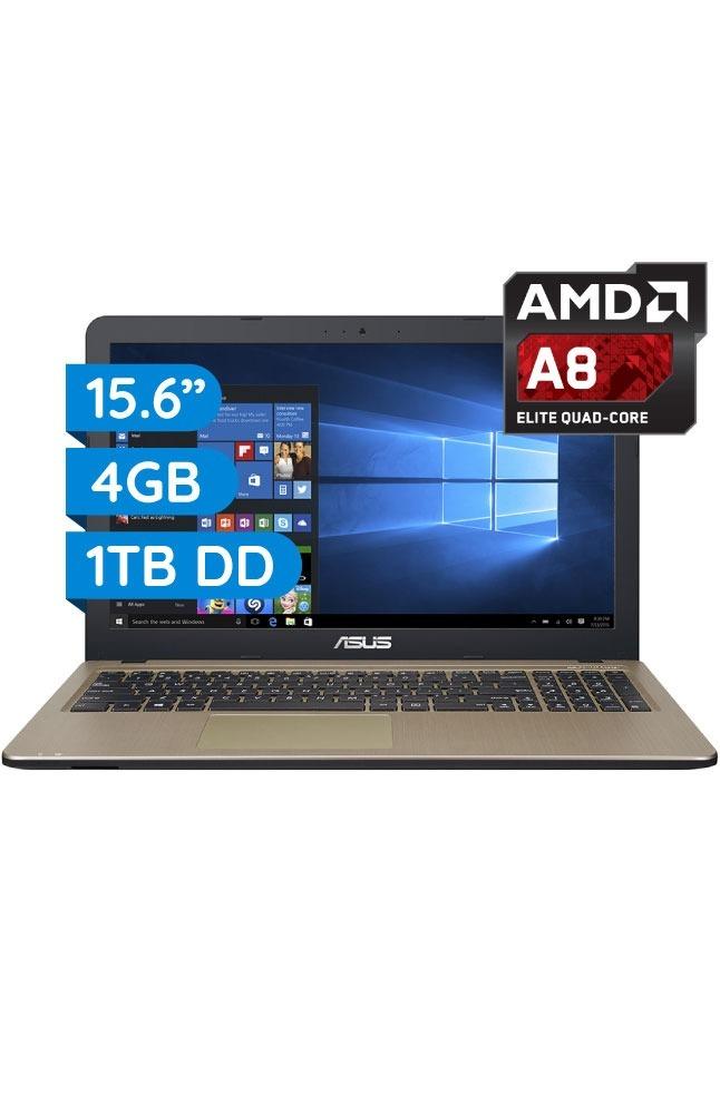 Descripcion LAPTOP ASUS X540YA XX082T AMD A8