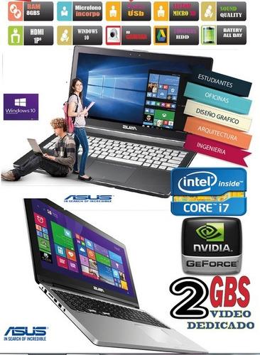 laptop asus core i5 7ta gen 8g ram 1tb video 2gb dvdwr 14p