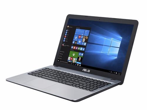laptop asus i5-6198du 8gb, 1tb, 15.6  dvdrw+bt +win 10