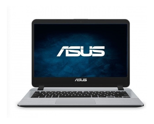 laptop asus intel a407ma-bv044t n4000 4gb 500gb 14   intel