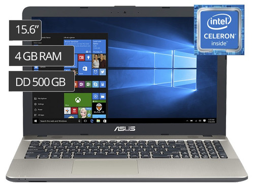 laptop asus intel celeron