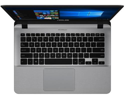 laptop asus intel celeron n4000 4gb 500gb a407ma-bv044t 14