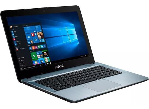 laptop asus intel dual core 4gb 500gb 14 win10 a441na-ga313t