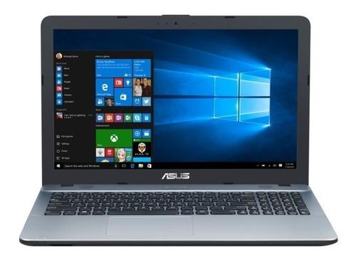 laptop asus m29650 core i5 7200+ 8gb+ 1tb+ intel hd+ w10