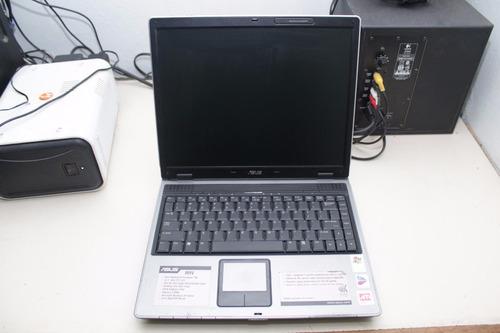 laptop asus m9v para refacciones