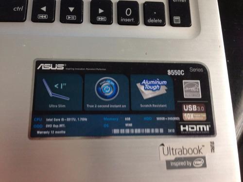 laptop asus procesador i5