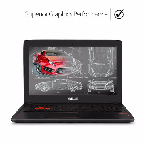 laptop asus rog gl502vs-ds71 15 fhd gaming i7  gtx1070 n
