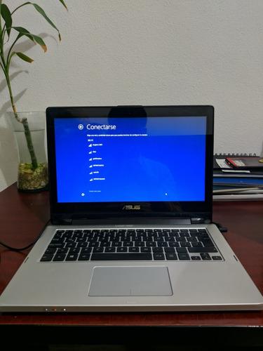 laptop asus tp300l para reparar o piezas transformer book