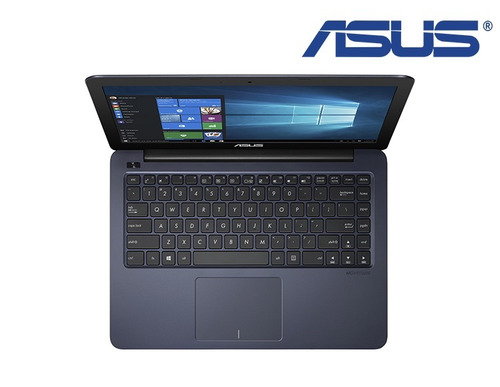laptop asus vivobook e402s 14 intel dual core 4gb 500gb azul