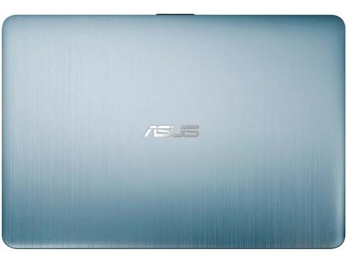 laptop asus vivobook intel dual core 4gb 500gb 14 windows 10