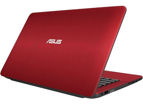 laptop asus vivobook intel dual core 4gb 500gb pantalla 14 wifi windows 10 home