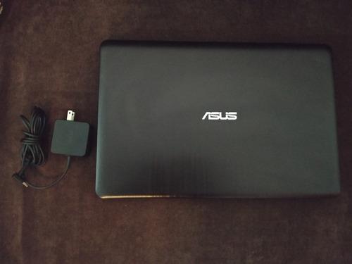 laptop asus vivobook max x541n 4gb ram hdd 500gb x64
