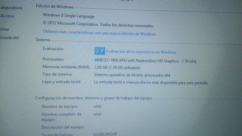 laptop asus windows 8