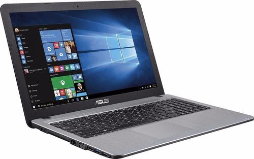 laptop asus x540sa intel quadcore 2.4 hd15.6 500gb 4gb nueva