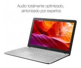 laptop asus (x543ba-gq565t) a4-9125 8gb 1tb 15.6'' w10h gris