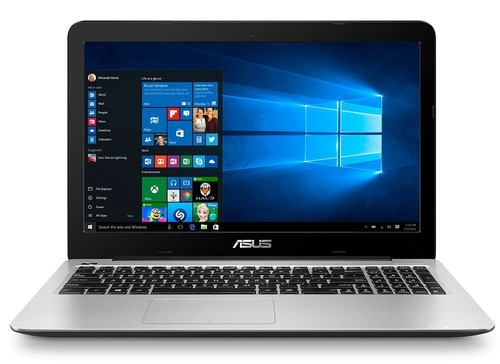 laptop asus x556ua-xx606d, 15.6  hd, intel core i7-7500u 2.7