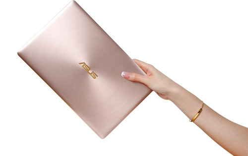 laptop asus zenbook3, delgada. ligera. hermosa.