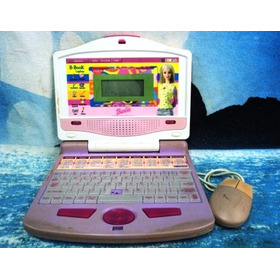Laptop Barbie B-book 50 Activities C/mause P/conserto (379)
