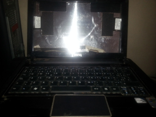 laptop benq joybook lite u102 por partes