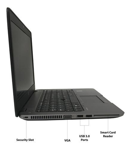 laptop business hp-elitebook 840 g1,14.1 ,ci5-4gb-1tb-t/ilum