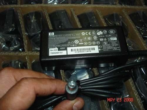 laptop compaq cargador