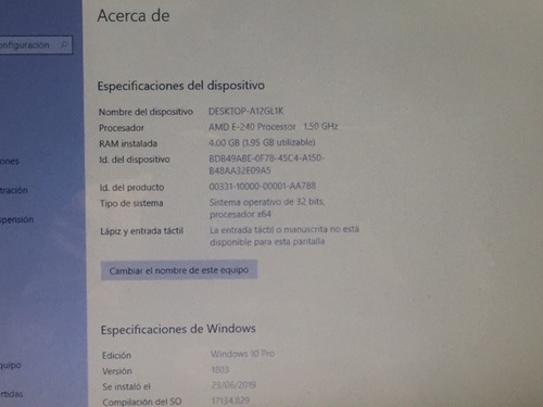 laptop compaq cq43 envío gratis