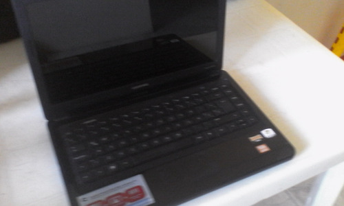 laptop compaq hp cq 43 sin bateria