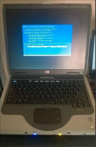 laptop compaq nx9010