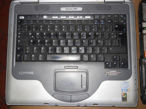laptop compaq presario 2500 (respuestos)