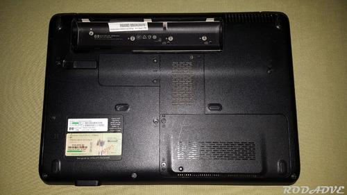 laptop compaq presario cq40-320la 160gb 1gb para respuesto