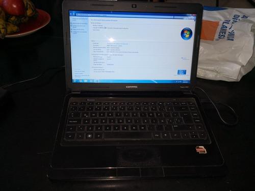 laptop compaq presario cq43 500gb en disco 3gb ram, radeon