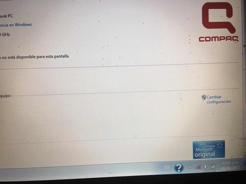 laptop compaq presario cq50 101 la