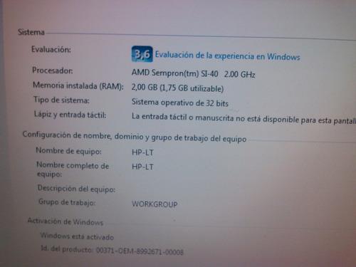laptop compaq presario cq50 - 101 la