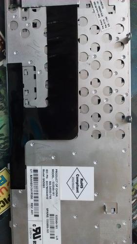 laptop compaq teclado