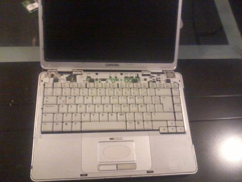 laptop compaq v2000 en partes funcionando perfecto