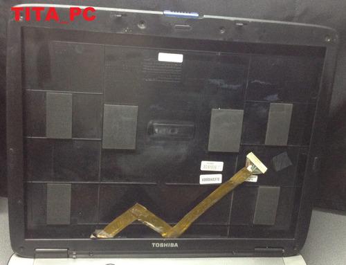 laptop completa usada toshiba satellite a65-s1067 para repue