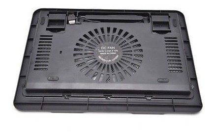 laptop cooler pad base gran ventilador usb soporte de 14  le