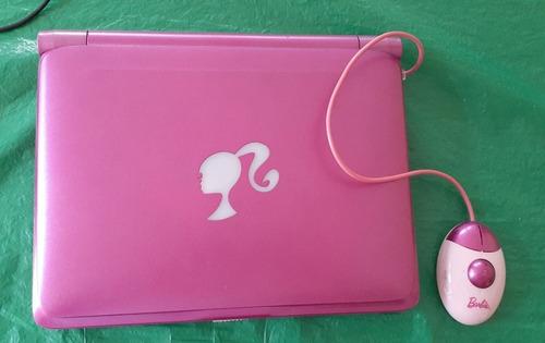 laptop de barbie