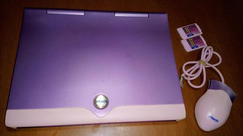 laptop de niña girl vtech