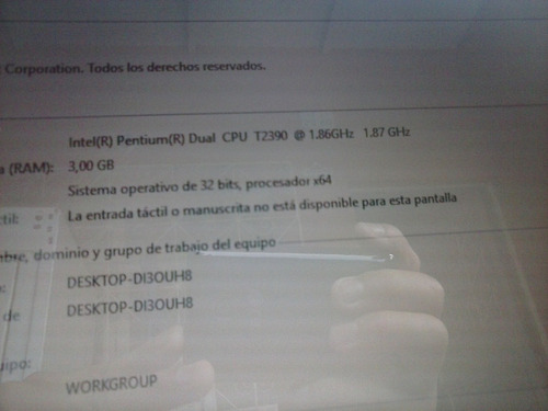 laptop dell 1525 windows 10