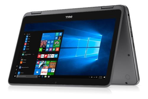 laptop dell 2 en 1  dual core 4 gigas 128 ssd refurbished