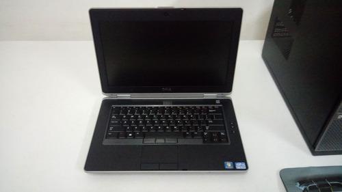 laptop dell 6430 inte core i5 3ra gen ,500 dd, 4 gb ram.