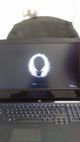 laptop dell allien ware
