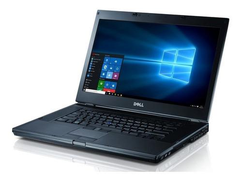 laptop dell core i5 memoria 4gb disco 250gb pantalla 14