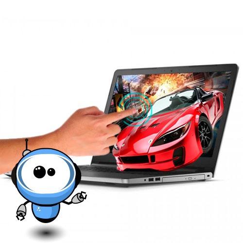 laptop dell core i7 16gb ram + disco duro 2tb !! + video 4gb