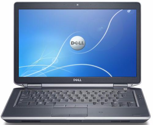 laptop dell core i7 3.0ghz +4gb +14 pul+ webcam +dvd-rw