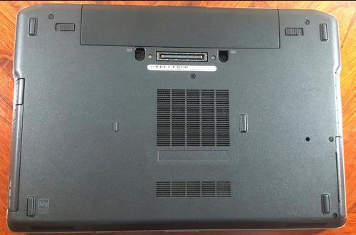 laptop dell core i7, 6gb ram, nvidia geforce 5gb,320gb disco