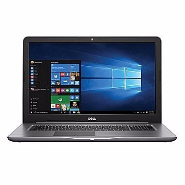 laptop dell core i7 7ma 16gb 2tb 17.3 fhd 4gb video nueva