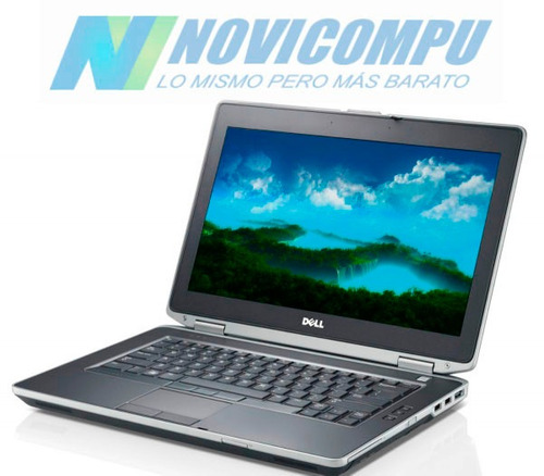 laptop dell e6330  i5-3340m 2.7ghz +320gb +4gb +13.3  +dvd-r
